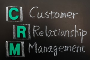 Acronym of CRM - Customer Relationship Management