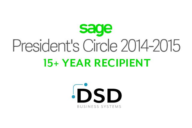 sage ceo circle software award best
