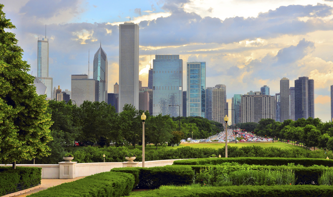 Top 5 Attractions in Grant Park for Sage Summit 2016