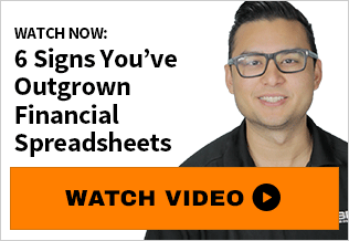 Watch Video: 6 Signs You've Outgrown Financial Spreadsheets