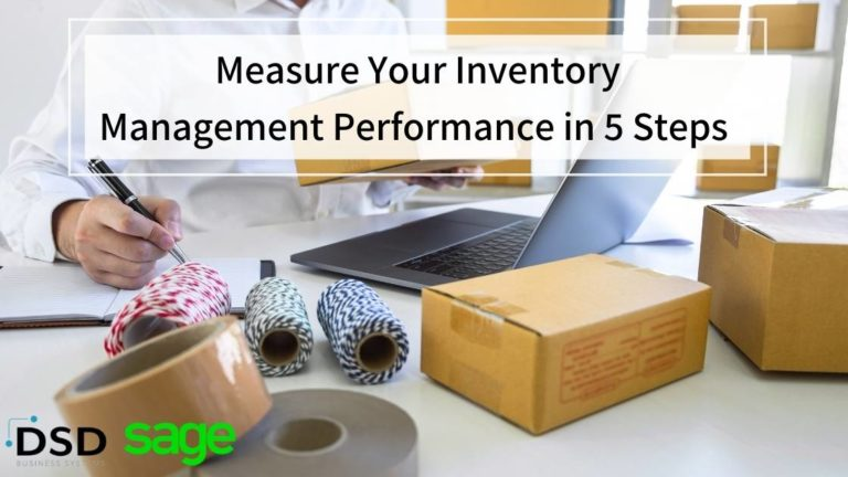 Inventory management performance