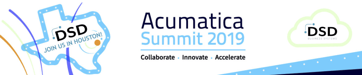 Acumatica Summit 2019 in Houston Texas!