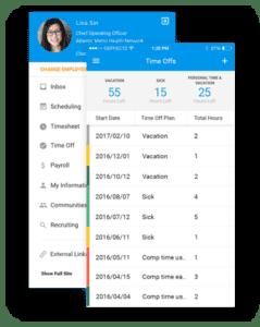 Criterion HR Software Mobile App