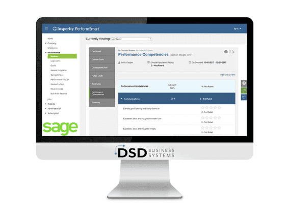 Sage HRMS Time & Attendance Tracking