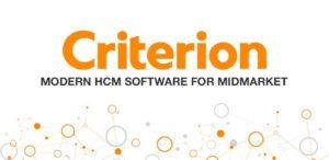 Criterion delivers the best human capital management (HCM) software