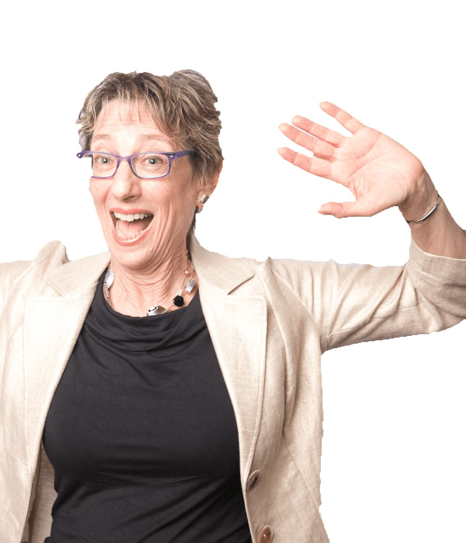Barbara Goldstein - Sr. Solution Architect FUN