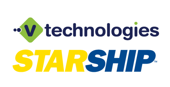 V-Technologies Starship Shipping Software
