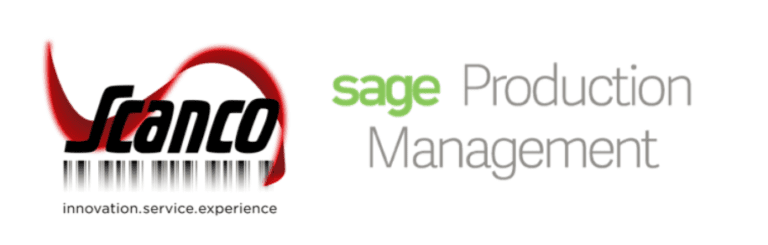 Sage Production Management for Sage 100 powered by Scanco