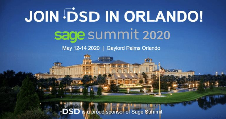 Sage Summit Orlando 2020 Early Bird Registration