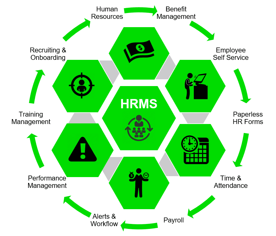 HCM HRMS Payroll Software Solutions