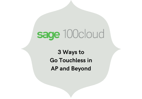 3 ways to go touchless in AP and beyond
