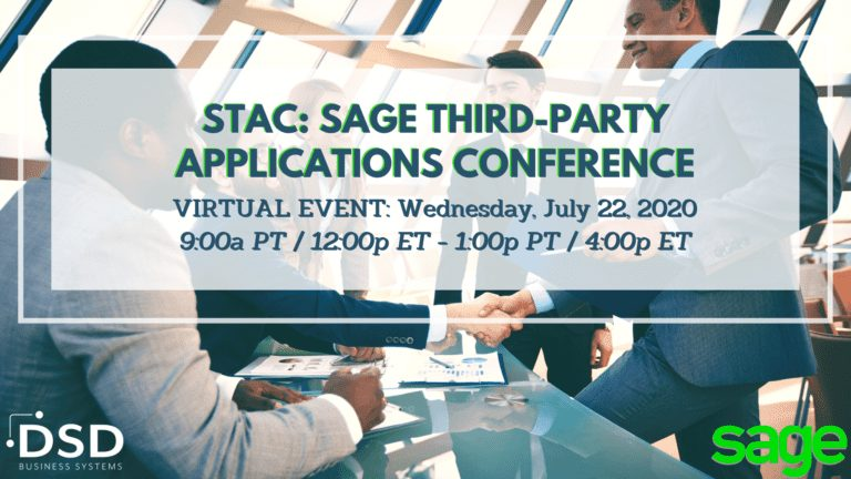 STAC: Sage Third-Party Applications Conference