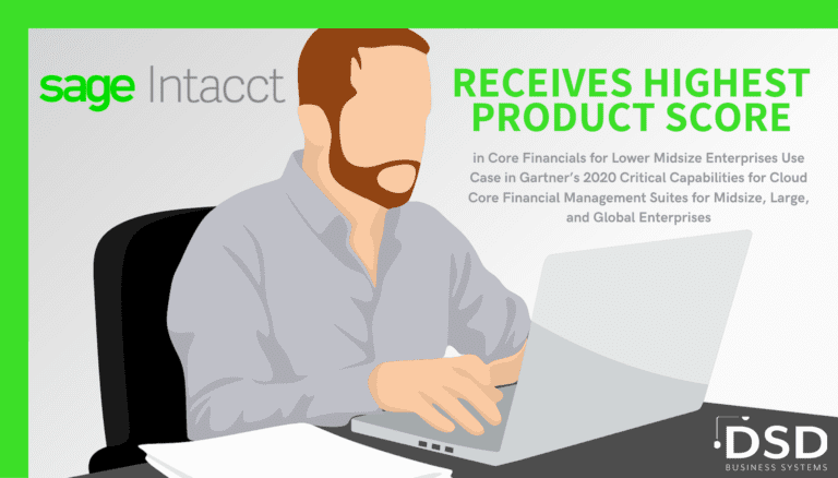Sage Intacct Cloud Accounting Software