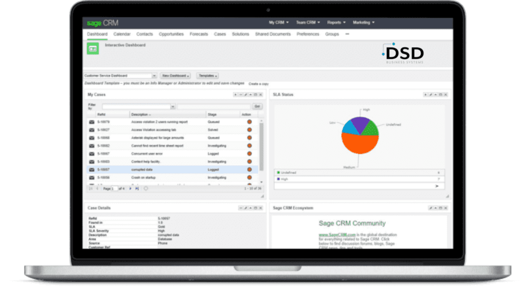 crm product DSD