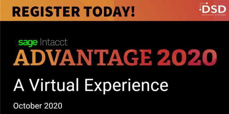 Advantage Registration Open