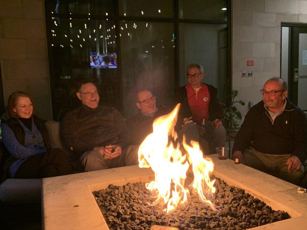 DSD Fireside Chats