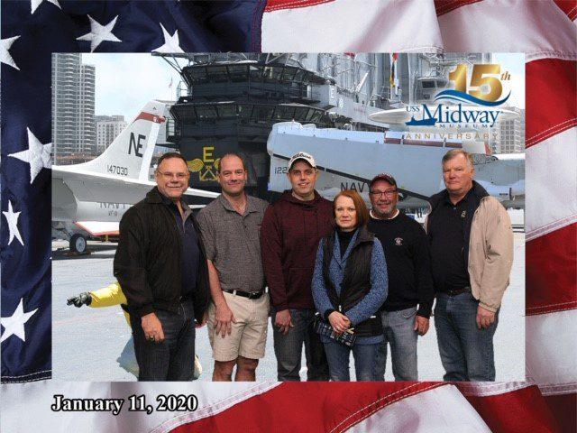 DSD Team - San Diego Midway