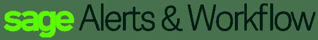 Sage Alerts & Workflow