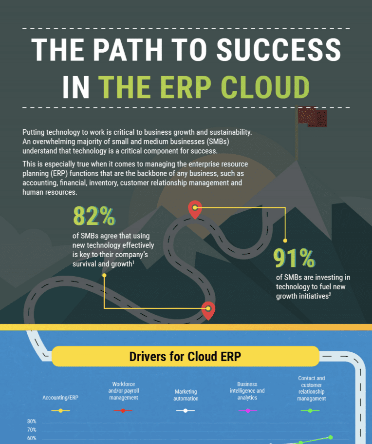 The Path to Success in the ERP Cloud
