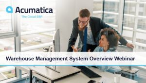 Acumatica Warehouse Management System Overview