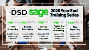 Sage Year End Series