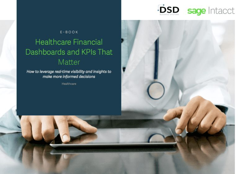 Healthcare Financial Dashboards And KPIs That Matter