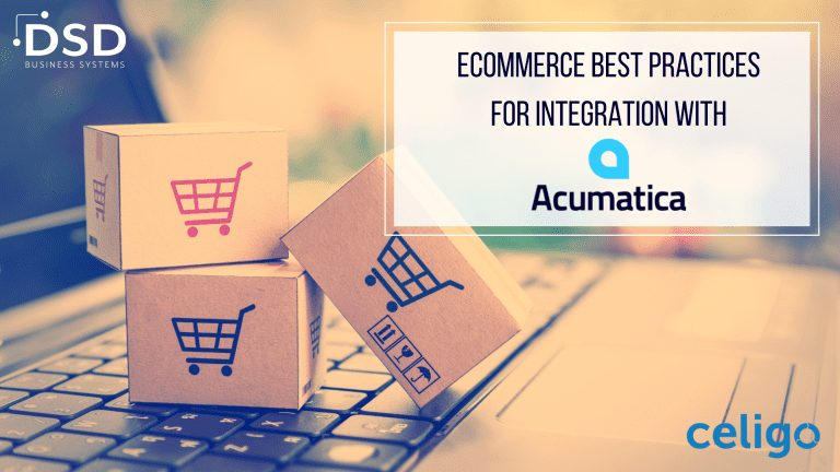 Ecommerce Best Practices for Integration with Acumatica