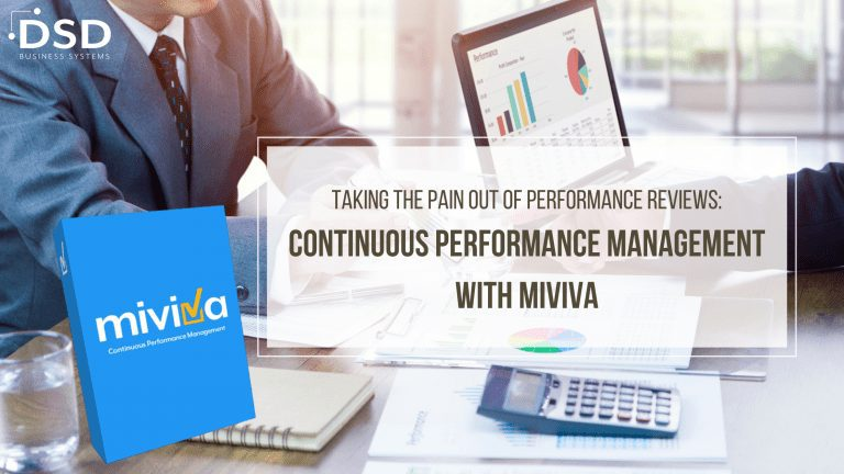 Taking the Pain out of Performance Reviews: Continuous Performance Management with miviva