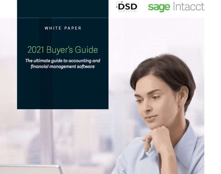 2021 Buyer's Guide: The Ultimate Guide To Accounting And Financial Management Software
