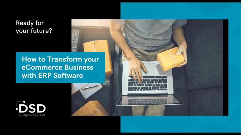 eCommerce ERP, ERP software