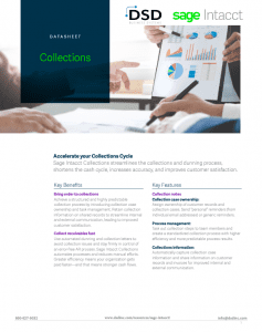 Sage Intacct Collections