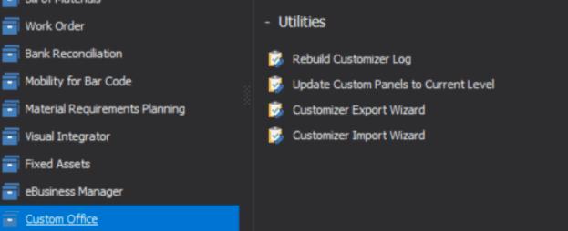 Enhancement Support