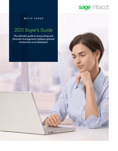 Sage 2020 Buyers Guide