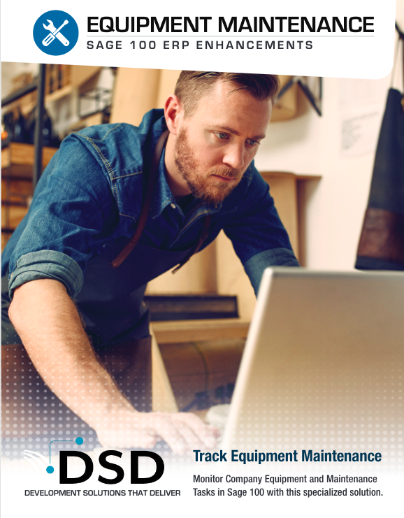 DSD Equipment Management