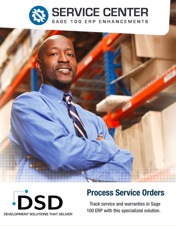 DSD Service Center