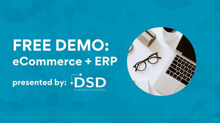 eCommerce + ERP Demo PopUp