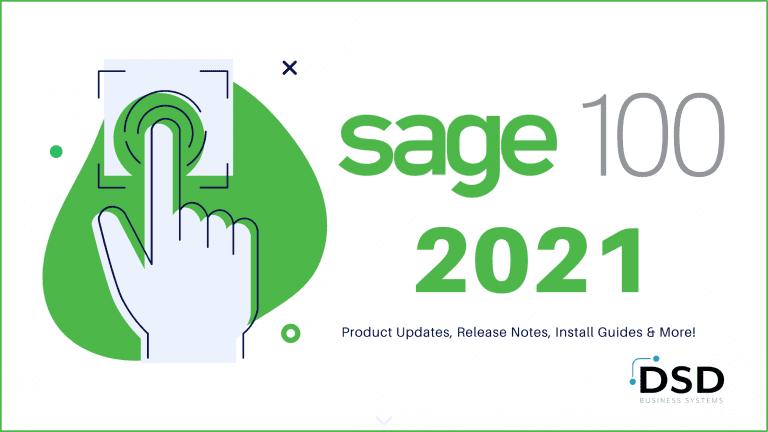 Sage 100 2021.0