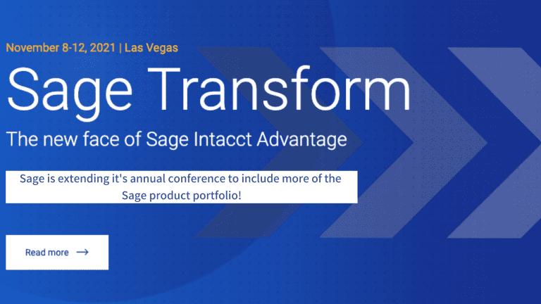Sage Transform