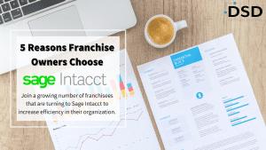 Sage Intacct for Franchises