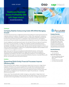 DSD Accurate Neuromonitoring Customer Success Story