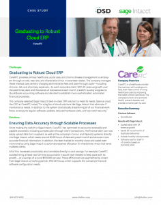 DSD CareATC Customer Success Story