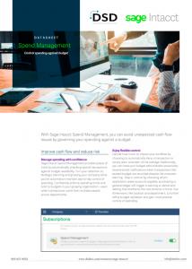 Sage Intacct Construction Financial Management