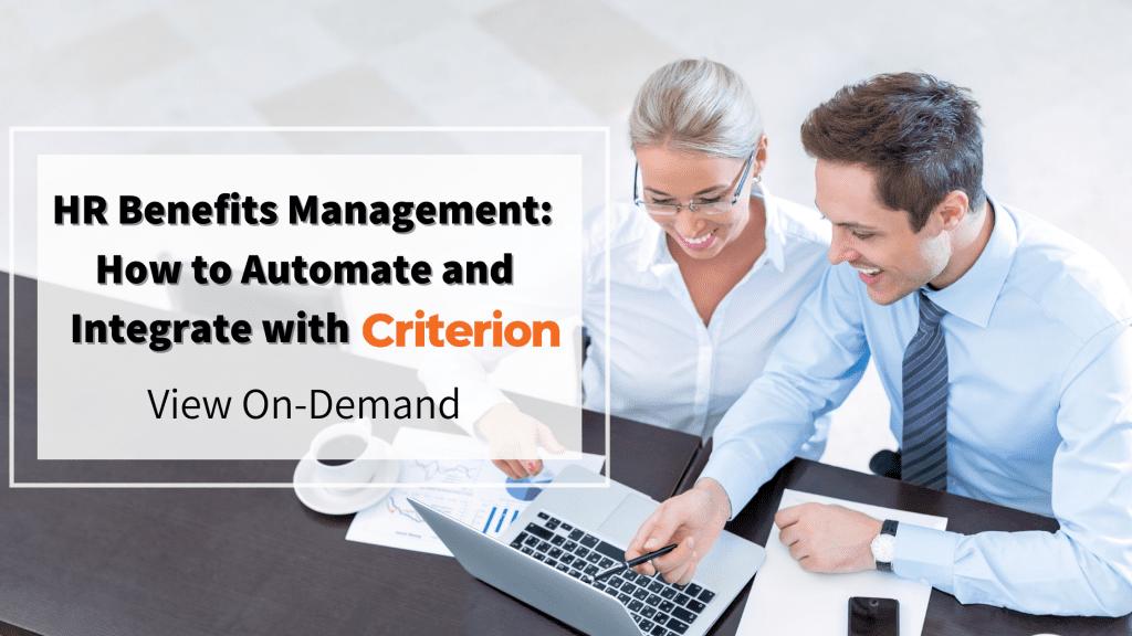 HR Benefits Management