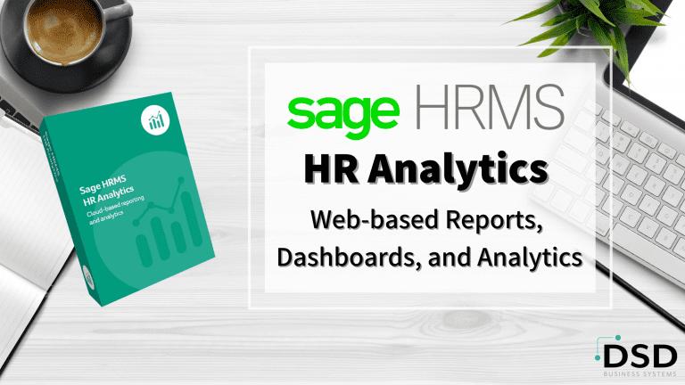 Sage HRMS HR Analytics
