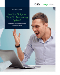 Sage Intacct for Accounting and CPAs