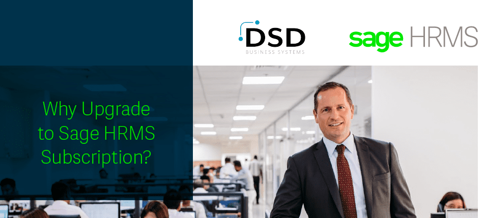 Why upgrade to Sage HRMS