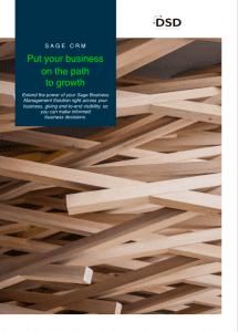 Sage CRM Product Brochure