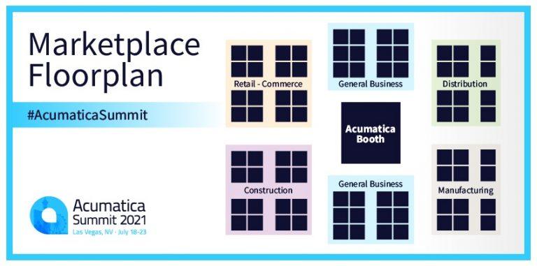 Acumatica Summit 2021 Marketplace