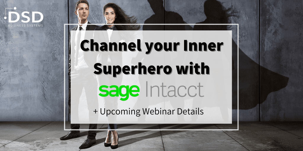 Sage Intacct Financial Accounting