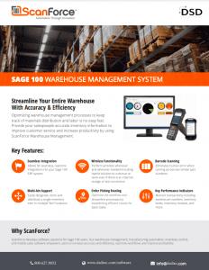 ScanForce Warehouse Management